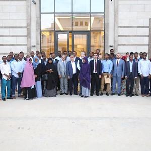 TÜRKİYE MEZUNLARI SOMALİ'DE BULUŞTU