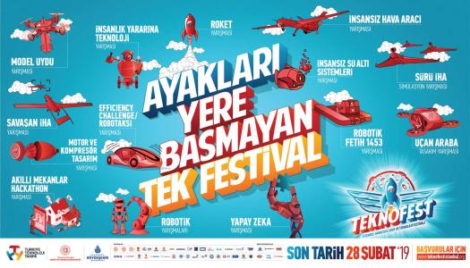 Teknoloji ile İlgilenen Türkiye Mezunlarının Dikkatine !!
