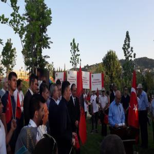 Türkiye Mezunlarından Dünyanın Dört Bir Yanında 15 Temmuz Anma Etkinlikleri