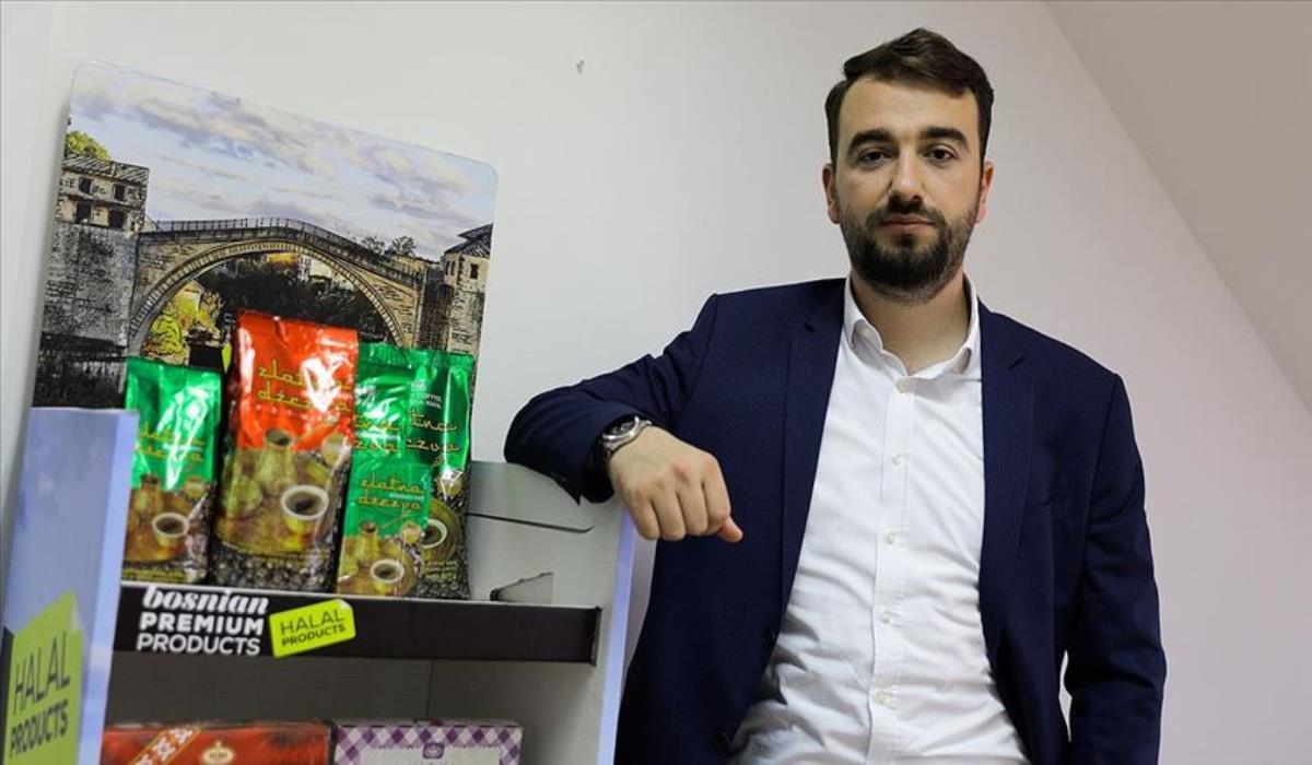 Türkiye'de Edindiği Tecrübeleri Ülkesi Bosna Hersek'in İş Dünyasına Aktarıyor
