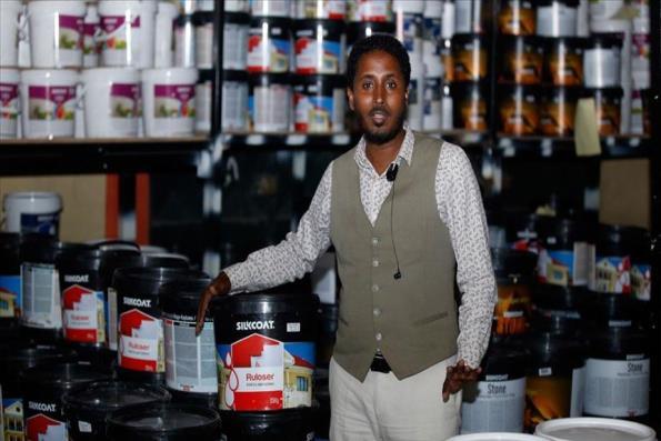 'Fennan Türki' hem ülkesi Etiyopya hem de Türkiye'nin kalkınmasına destek oluyor